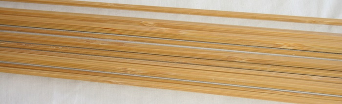 Bamboo fly rod blanks for sale