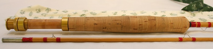 Ralph Moon 5wt Bamboo Fly Rod pic 1