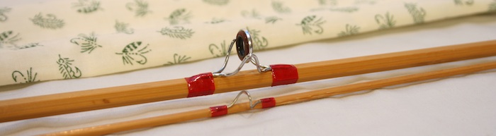 Ralph Moon 5wt Bamboo Fly Rod pic 3