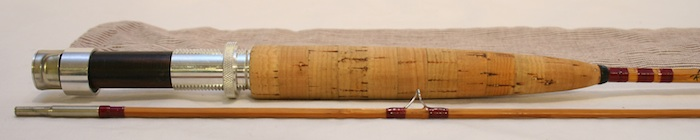Ralph Moon Firehole Bamboo Fly Rod pic 1