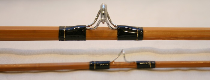 Ralph Moon Spiral Built Bamboo Fly Rod pic 3