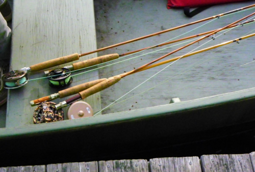 Quill Gordon and Bamboo Fly Rods